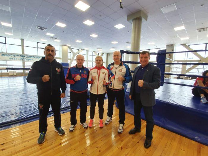 Кузбасская спортсменка отобралась первым номером в состав женской национальной сборной