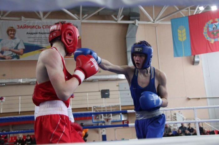 Первенство СФО по боксу (старшие юноши 15 – 16 лет) 2004 – 2005 гг.р. в Барнауле