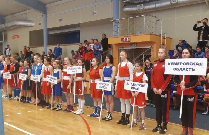 В Кемерове стартовали чемпионат и первенство СФО по боксу среди женщин, девушек и девочек