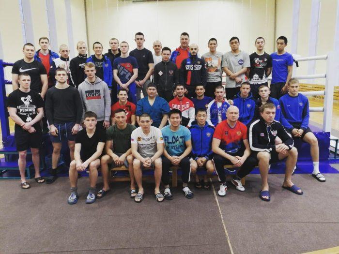 В Новосибирске завершилось тренировочное мероприятие