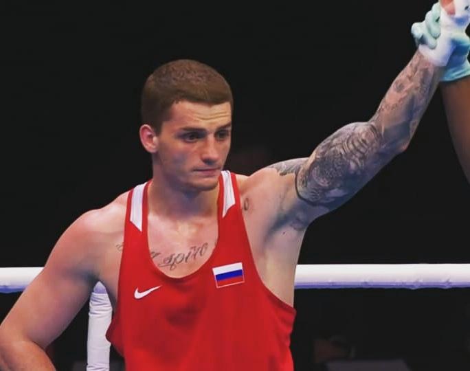 Глеб Бакши в 1/8 финала европейской олимпийской квалификации
