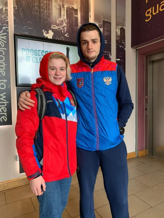 Кузбасские спортсмены вернулись из Лондона