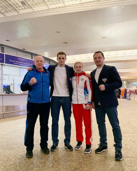 Кузбасские спортсмены вылетают в Лондон