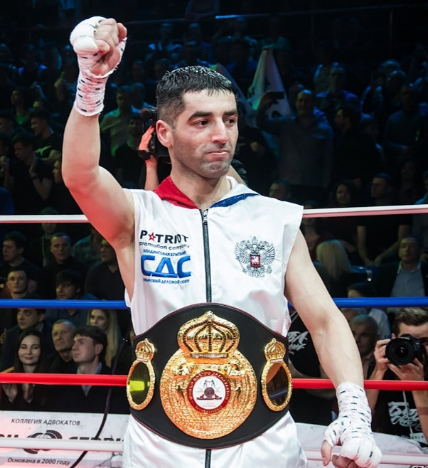Михаил Алоян проведёт бой за пояс временного чемпиона по версии WBA