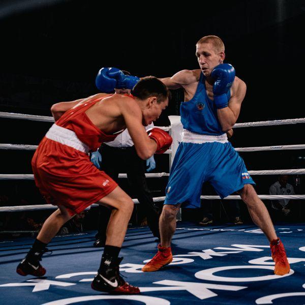 Для сборной СФО завершился командный Кубок России по боксу среди мужчин в Ижевске