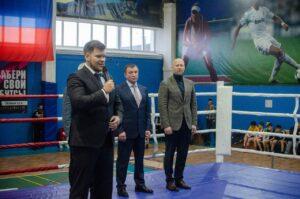 В Томске открылось первенство СФО по боксу среди юношей 13-14 лет